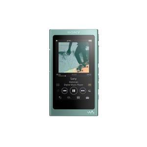 即納在庫在り SONY ウォークマン NW-A47/G (ホライズングリーン) 64GB *ヘッドホンは付属していません|yoshiba-direct
