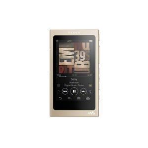 即納在庫在り SONY ウォークマン NW-A45HN/N (ペールゴールド) 16GB|yoshiba-direct