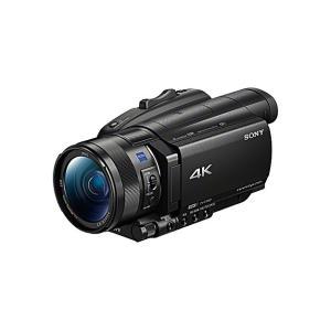 即納在庫あり SONY デジタル4Kビデオカメラレコーダー FDR-AX700