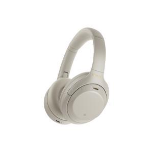 即納在庫あり SONY  ワイヤレスノイズキャンセリングステレオヘッドセット WH-1000XM4/...