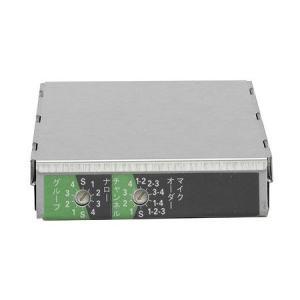 UNI-PEX 300MHz帯 ワイヤレスアンプ_関連製品 DU-350 (ダイバシティー) ワイヤレスチューナーユニット|yoshiba-direct