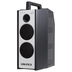 UNI-PEX 300MHz帯CD・SD付防滴形ハイパワーワイヤレスアンプ WA-371SU (シングル) CD/USB/SD(USB/SD 録再)付き|yoshiba-direct