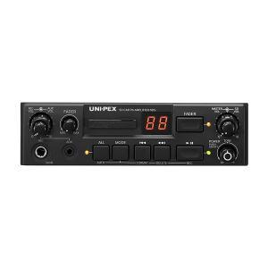 UNI-PEX SDレコーダー付車載アンプ NDS-402A 40W 12v|yoshiba-direct