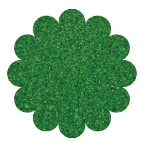 CK サンディングシュガー エメラルド グリーン 緑 113g トッピングシュガー カラーシュガー