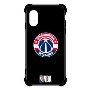 八村塁選手所属 NBA ワシントン ウィザーズ グッズ iPhoneX/XS ハードケース NBA33645|yoshiesports
