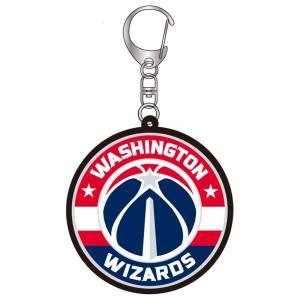 八村塁選手所属 NBA ワシントン ウィザーズ グッズ ラバーコースターキーホルダー NBA33784|yoshiesports