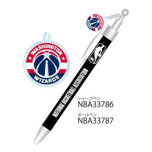 八村塁選手所属 NBA ワシントン ウィザーズ グッズ ボールペン NBA33787|yoshiesports