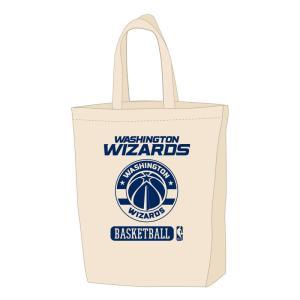 八村塁選手所属 NBA ワシントン ウィザーズ グッズ キャンバストートバック(M) NBA33790|yoshiesports