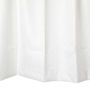 防音カーテン遮光カーテンホワイト幅100cm×丈185cm1枚 白|yoshietsu