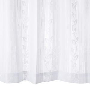ミラーレースカーテン マイリーフ 100×133(2枚)|yoshietsu