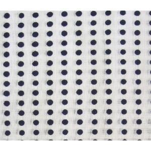 手拭い 豆絞り紺 1反(10枚分) てぬぐい 手ぬぐい|yoshietsu