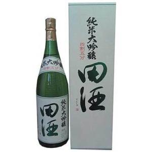 田酒 純米大吟醸 四割五分 箱入り1800ml|yoshikawayafoo