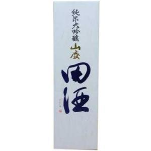 田酒 純米大吟醸 山廃 1800ml【詰め日12年11月】