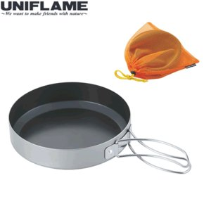 フッ素加工でお手入れが簡単。 ちょっとした焼き物・炒め物が作れると料理の幅が広がります。 サイズ 約...
