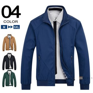 スイングトップ アウター メンズ 50代 秋服 ジャケット スウィングトップ ジャンパー ブルゾン メンズファッション|yoshikootory