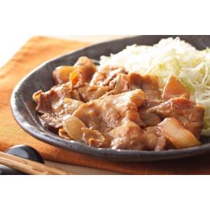 吉野家 冷凍豚しょうが焼135g×10袋セット 生姜焼き 豚肉 惣菜 お弁当 時短|yoshinoya-shop|04
