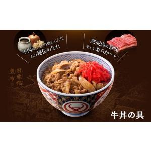 吉野家 冷凍牛丼の具 並盛 5袋お試しセット【ポイント消化にぴったり】|yoshinoya-shop|02