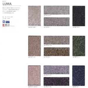 防音カーペット 江戸間6畳261×352cm スミノエ カラーパレット ルーマ yoshioka