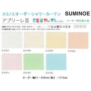 浴室用シャワーカーテン無地 オーダー 幅51〜100cm高 〜195cm|yoshioka