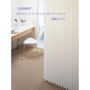 タチカワ アコーディオンカーテンメイト 規格サイズ 幅100cm高180cm|yoshioka