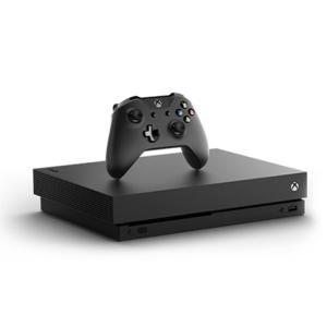 【新品】Xbox One X 本体 CYV-00015 エックスボックスワン ゲーム...