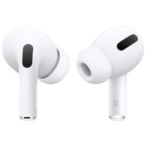 【新品】【1週間〜2週間前後入荷予定】Apple純正品 AirPods Pro MWP22J/A アクティブノイズキャンセリングに対応したワイヤレスイヤホン