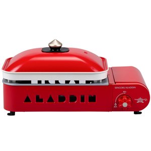 Aladdin (アラジン) ポータブル ガス ホットプレート プチパン SAG-RS21(R) 【新品】 yosifukusyoji