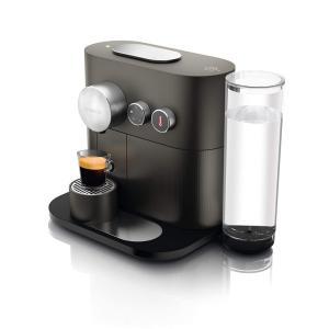 【訳あり】NESPRESSO ネスプレッソ コーヒーメーカー エキスパート グレー D80-GR-W...