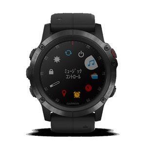 (今ならポイント最大37倍!)ガーミン 腕時計  fenix 5X Plus Sapphire Black  51mmサイズ  010-01989-63   yosii-bungu 03