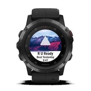 (今ならポイント最大37倍!)ガーミン 腕時計  fenix 5X Plus Sapphire Black  51mmサイズ  010-01989-63   yosii-bungu 04