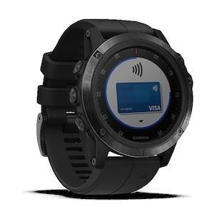 (今ならポイント最大37倍!)ガーミン 腕時計  fenix 5X Plus Sapphire Black  51mmサイズ  010-01989-63   yosii-bungu 05