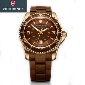VICTORINOX (ビクトリノックス) 腕時計  MAVERICK GS 241608 ブラウン  正規輸入品 yosii-bungu