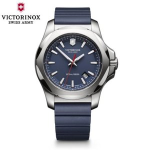 VICTORINOX ビクトリノックス・スイスアーミーの新作ウォッチ I.N.O.X. イノックス ネイビーブルー 2416881 yosii-bungu
