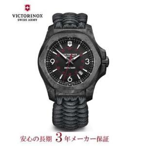 ビクトリノックス カーボン  I.N.O.X. I.N.O.X. Carbon  ブラック 241776|yosii-bungu