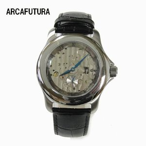 アルカフトゥーラ 腕時計  自動巻き Arca Futura 251SKBK|yosii-bungu