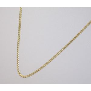 イタリア製 K18チェーン ネックレス 最長45cmフリーサイズ 4684F81|yosii-bungu