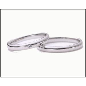 ロマンティックブルー 結婚リング マリッジリング 4RK001   画像右側|yosii-bungu