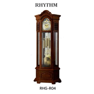 RHYTHM ハイグレード リズム ホールクロック RHG-R04  4RN432HG06  【日本製】|yosii-bungu
