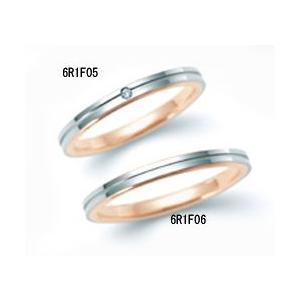 (今ならポイント最大37倍!)ペアリング (2本分) ニナリッチ マリッジリング [結婚指輪] ペア2本分 6R1F05- 6R1F06 |yosii-bungu
