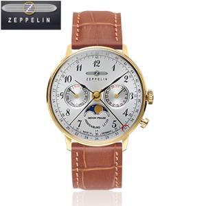 ZEPPELIN ツェッペリン LZ129 HINDENBURG ヒンデンブルク ドイツ製 腕時計 70391 メンズ|yosii-bungu