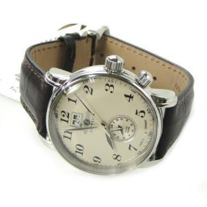 [ツェッペリン]ZEPPELIN 腕時計 LZ127 Graf Zeppelin アイボリー 76445N メンズ 【正規輸入品】 メンズ|yosii-bungu|05