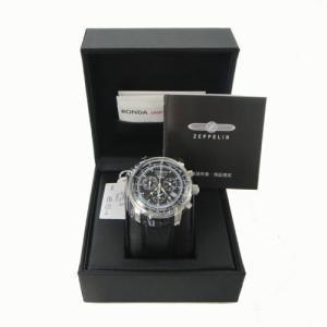 [ツェッペリン]ZEPPELIN 腕時計 LZ127 Graf Zeppelin アイボリー 76445N メンズ 【正規輸入品】 メンズ|yosii-bungu|06