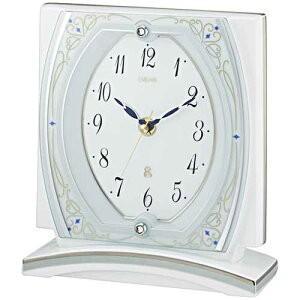 (今ならポイント最大37倍!)EMUAIR エミュエール 置き時計 エミュエールR22 【8RG620EJ03】 yosii-bungu
