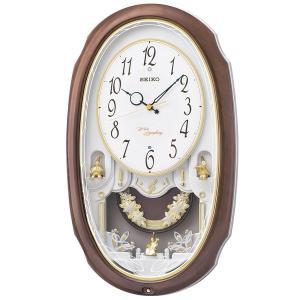 (今ならポイント最大37倍!)セイコー 電波カラクリ時計 AM260A|yosii-bungu