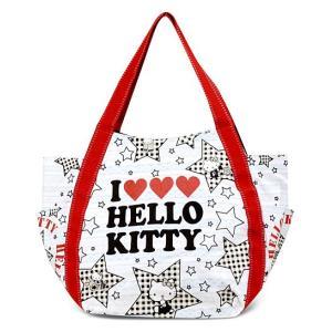 AMONNLISA(アモンリザ) × Hello Kitty(ハローキティ)  トートバッグ 006 スター・ハローキティ  全22種|yosii-bungu