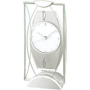 SEIKO(セイコー) クォーツ 置時計 BZ334S|yosii-bungu