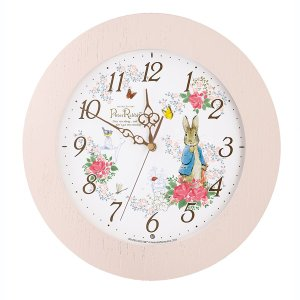 (今ならポイント最大37倍!)セイコー ピーターラビット 掛時計 CL613P|yosii-bungu