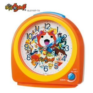 セイコー 妖怪ウォッチの目ざまし時計 CQ138E yosii-bungu