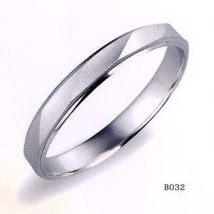 2本分 et toi (エトワ) マリッジ Pt900(プラチナ)  【マリッジ ペアリング 結婚指輪 1号〜21号】 B032  (送料無料) yosii-bungu
