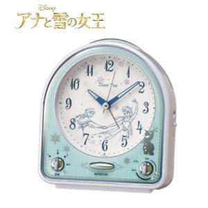 セイコー「アナと雪の女王」目ざまし時計が新登場!  FD475W yosii-bungu